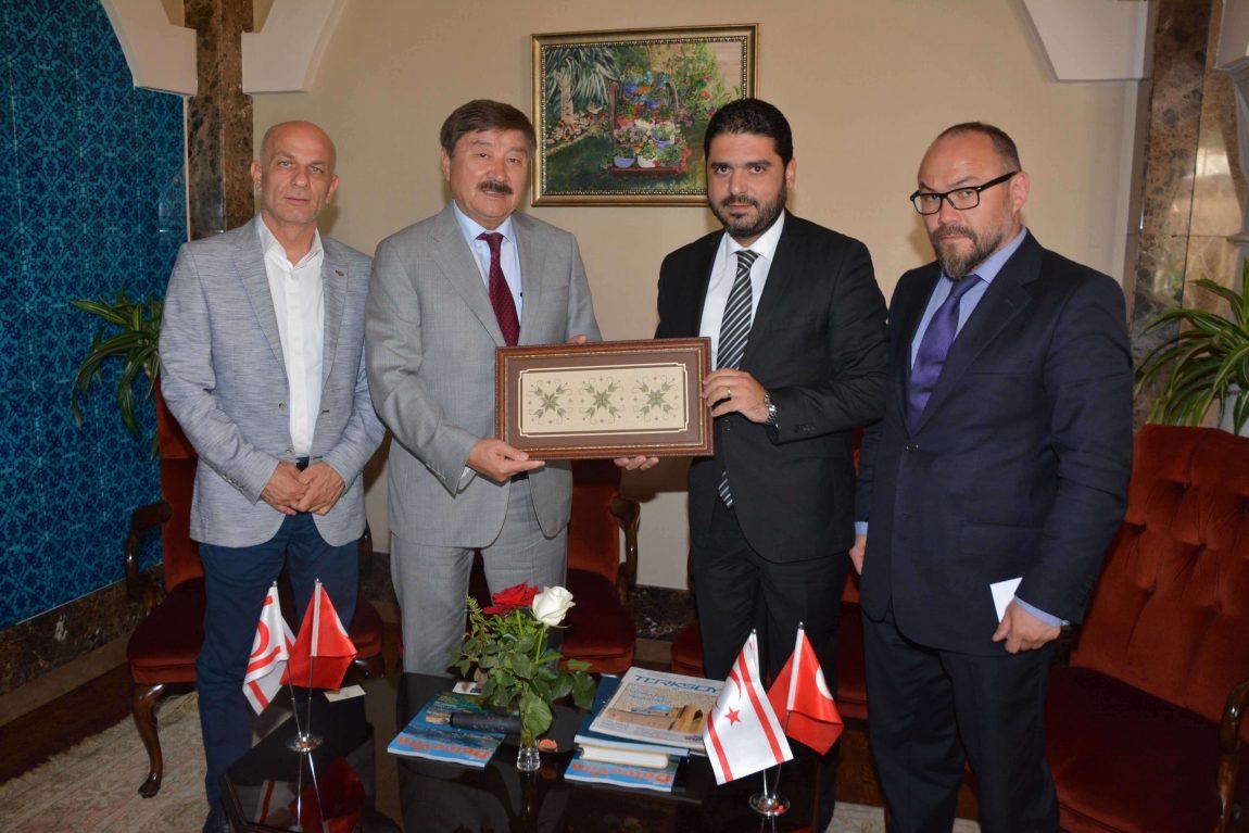 Sağlık Turizmi'nde TÜRKSOY ile tarihi işbirliği
