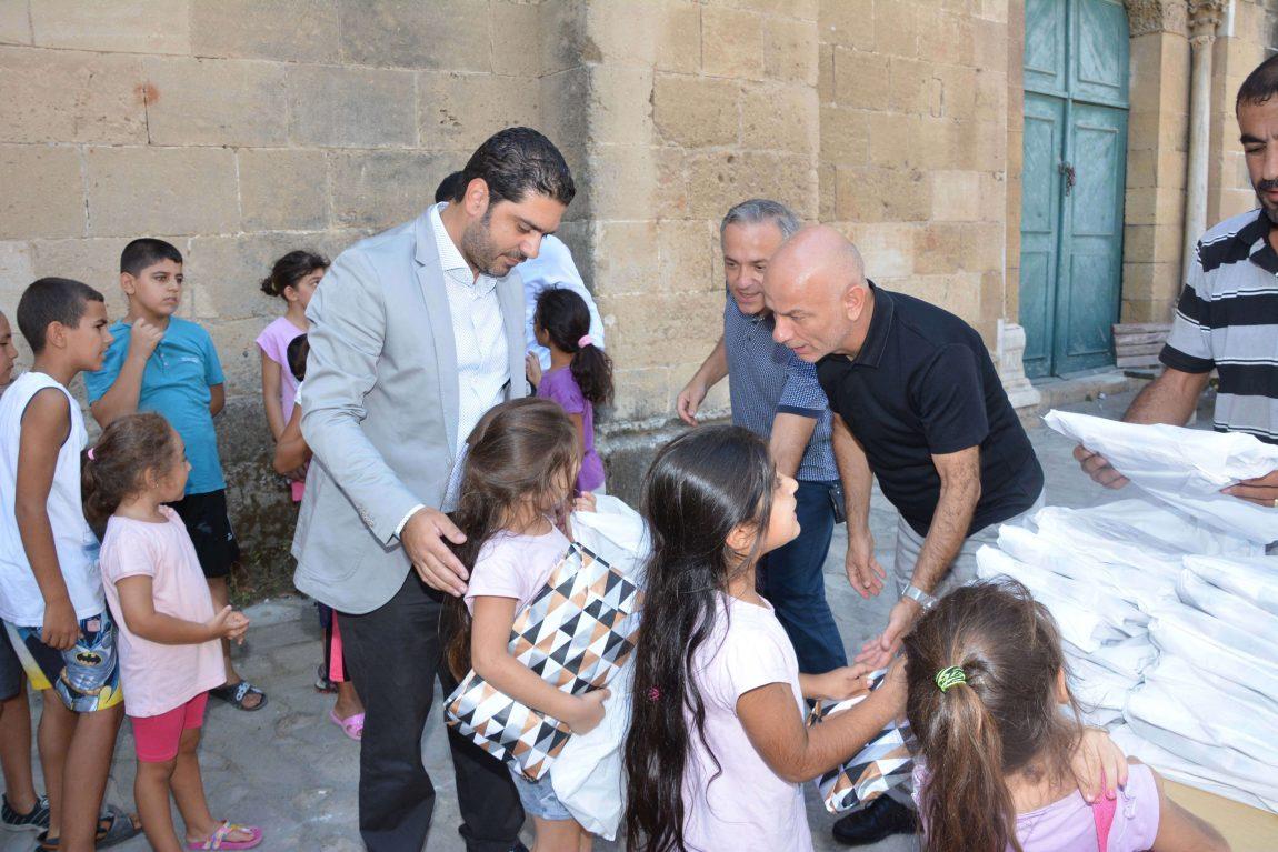 Sağlık Turizmi Konseyi bayramı yaşlılar, çocuklar ve hastalarla birlikte kutladı