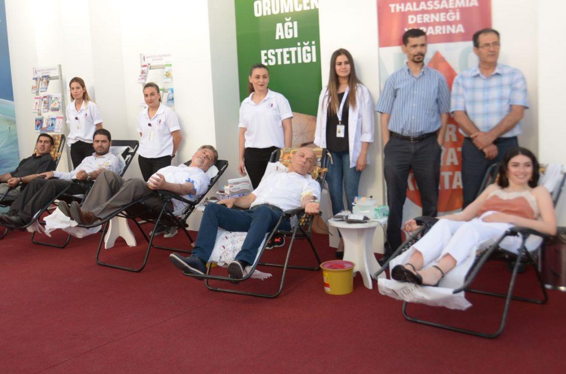 Geleceğin kan bağışçılarının kazanımı projesi başlatılmalı
