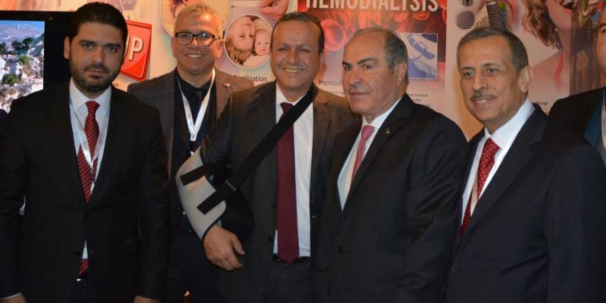 KKTC Sağlık Turizmi Forumu'nda Temsil Edildi
