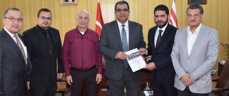 """Sucuoğlu: """"Çalıştay Sonuç Raporu Master Plan İçin Mihenk Taşı"""""""