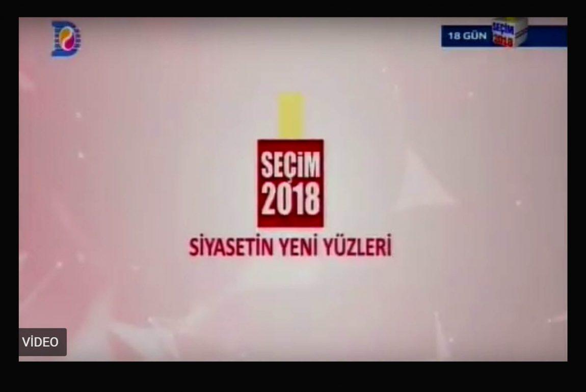 UBP Lefkoşa Milletvekili Adayı Ahmet Savaşan, Diyalog TV'de Seçim 2018 proğramına konuk oldu.