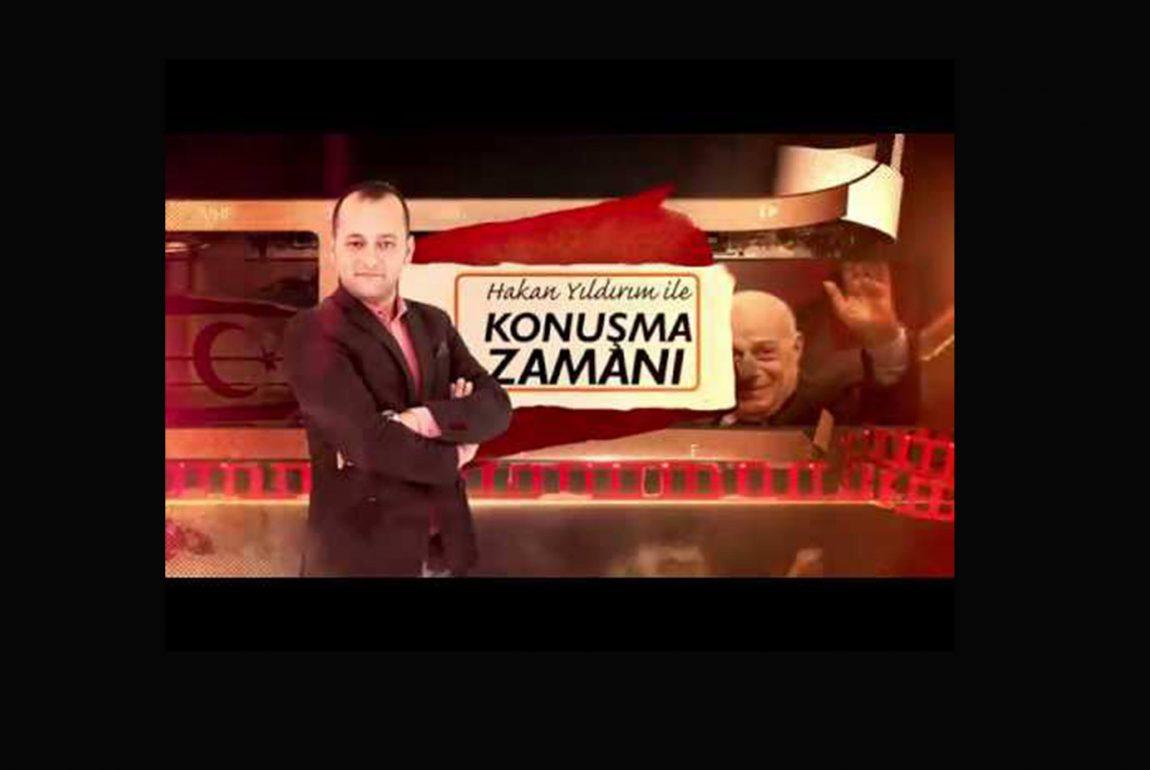 UBP Lefkoşa Milletvekili Adayı Ahmet Savaşan, Hakan Yıldırım'ın Kanal T'de hazırlayıp ve sunduğu Konuşma Zamanı programına katıldı.