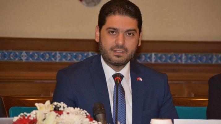 """Savaşan; """"Türkiyemizin ve TSK'nın Yanındayız"""""""