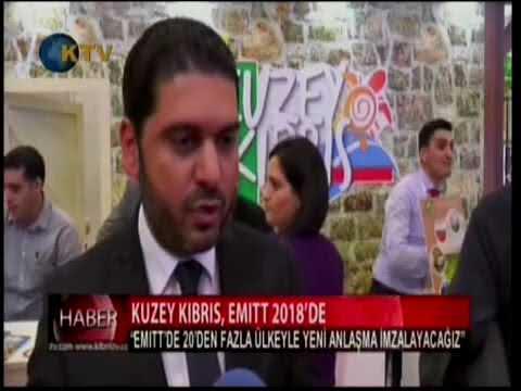 KUZEY KIBRIS,EMIIT 2018'DE