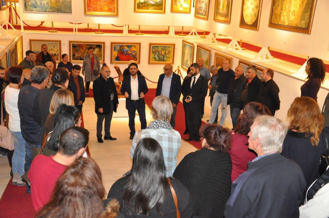 KITREB Başkanı Nidai: Kıbrıs Modern Sanat Ve Kıbrıs Araba Müzesi Örnek Alınmalı