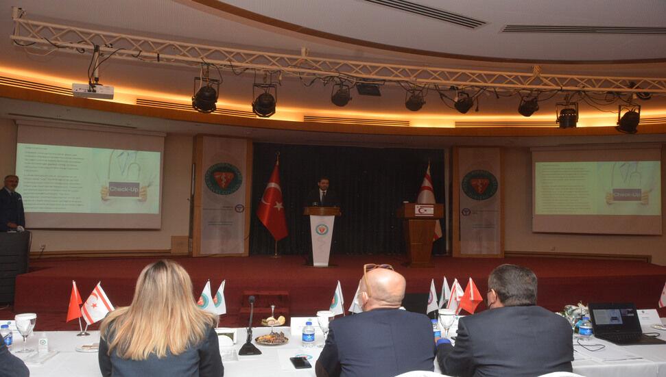 """Cumhurbaşkanı Ersin Tatar: """"Sağlık Turizmini Destekliyoruz"""""""